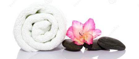 Dresscode bij massage en sauna